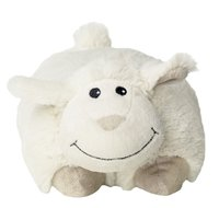 Warmies thermo cushion - The thermo cushion by Warmies can be transformed to a soft toy in next to no time.