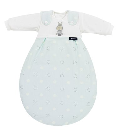 Alvi Baby – Mäxchen Suport – Friendship ice-blue - See how soft and dreamlike the Alvi Baby- Mäxchen® Super Soft is.
