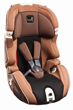Kiwy car seat S 123 Universal - The Kiwy car seat S 123 Universal can be adjusted to different positions and is suitable over the years as your child grows.