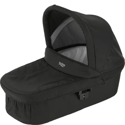 Britax Hard Carrycot attachment - The Britax Carrycot is suitable for the pushchairs B-Agile 3 and 4, B-Agile 4 plus, B-Motion 3 and 4, B-Motion 4 plus