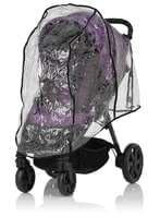 Britax rain cover for Britax stroller - The Britax rain cover for B-Agile 3 and 4, B-Agile 4 plus, B-Motion 3 and 4, B-Motion 4 plus protects your baby from the wind and rain