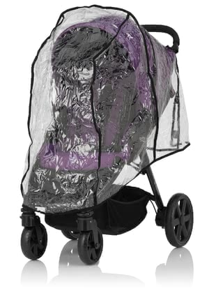 Britax rain cover for Britax stroller 2017 - large image