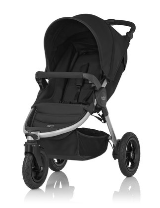 Britax B-MOTION 3-wheel - The Britax B-MOTION 3 is a versatile and comfortable pushchair and in all 2 designs available at kids-room.com