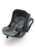 kiddy evo-luna i-Size 兒童汽車安全座椅,帶底座 kiddy isofix base 2 Steel Grey 2017 - 大圖像 2