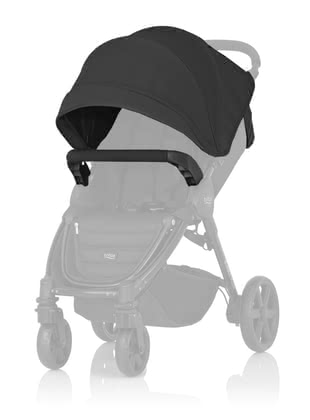 Britax 兒童推車 B-AGILE Plus / Britax B-MOTION Plus 用晴雨兩用罩 Canopy Pack - , 配件可搭配型号B-AGILE Plus & B-MOTION Plus推车,