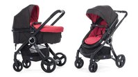 "Chicco Komplettset Urban Plus Crossover + Chicco""Color Pack"" - Mit dem Komplettset Chicco Urban Plus Crossover + Chicco""Color Pack"" erhalten Sie einen vielseitigen Stadtbegleiter."
