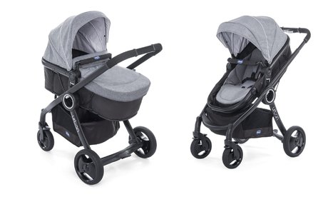 "Chicco Komplettset Urban Plus Crossover + Chicco""Color Pack"" Legend 2018 - Großbild"