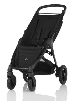 Britax stroller B-MOTION 4 Plus - The Britax B-motion 4 plus is a real all-rounder - wind and weather, in the city or in the countryside.