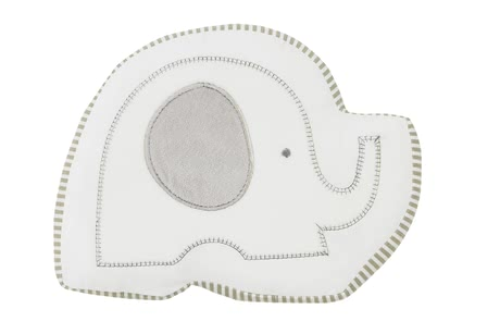 Alvi cuddly cushion elephant - This cute elephant will accompany you from the day of your child's birth on.
