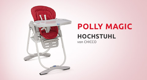 Hochstuhl  Polly Magic