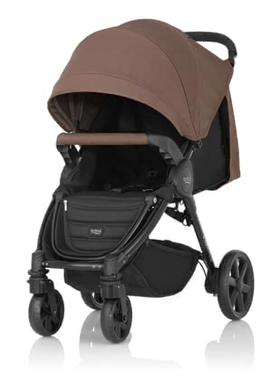Britax B-Agile 4 Plus inkl. Canopy Pack - The Britax B-agile 4 plus is the ideal companion for you and your baby - simple handling, light weight and flexible from the first day.