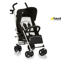 Hauck Buggy Speed Plus - With this trendy bed buggy, everyday life can be easily overcome with child.