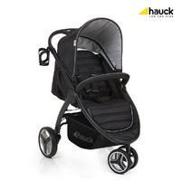Hauck Lift Up 3 - The Hauck lift up 3 folds in seconds with just one hand, while holding your child on the other hand or on the arm. Very clever!