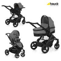 Hauck Maxan 4 Trio-Set - The Hauck Maxan 4 trio set promises comfort and pure driving fun.
