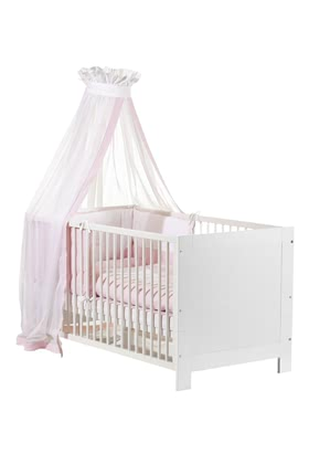 Geuther Kinderbett Marlene - The cot of Geuther Marlene furniture series is a comfortable sleeping place for your little sunshine.