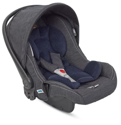 Inglesina Babyschale Huggy Multifix Denim 2017 - большое изображение