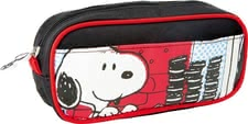 Peanuts Snoopy Federmäppchen - The peanuts Snoopy pencil is a happy eye-catcher on any desktop. The little dog Snoopy adorns this beautiful pencil.