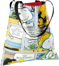 Peanuts Snoopy Einkaufstasche - Peanuts Snoopy is a great shopping companion shopping bag. In it, there is plenty of room for the large shopping.