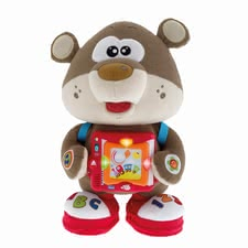 Chicco story bear - Chicco story bear – The bear will surprise you with more than 80 sentences, songs and melodies.