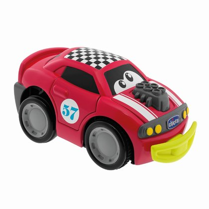 Chicco voiture de sport Turbo Touch Crash Derby Rot 2016 - Image de grande taille