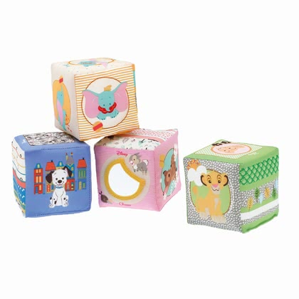 Chicco Disney cube - – Chicco Disney cube – This toy will provide a lot of surprises