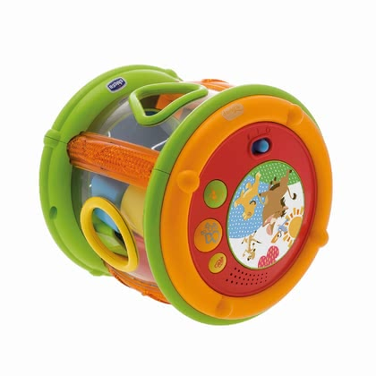 Chicco shape sorter and drum 2016 - large image
