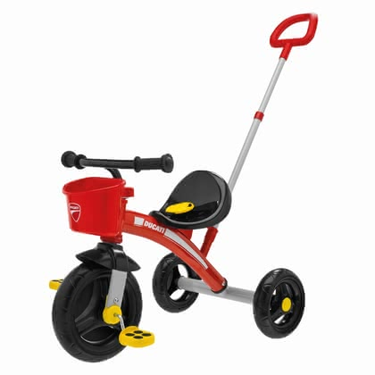 Chicco U-Go tricycle Ducati 2016 - large image