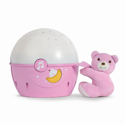 Chicco nightlight Next 2 Stars Rosa 2016 - large image