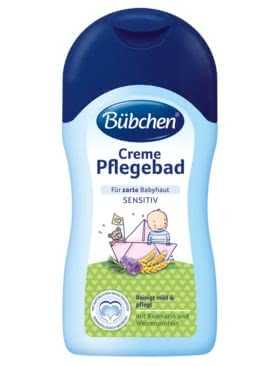Bübchen shower bath - Bübchen shower bath – Perfect for the protection of your baby's skin.