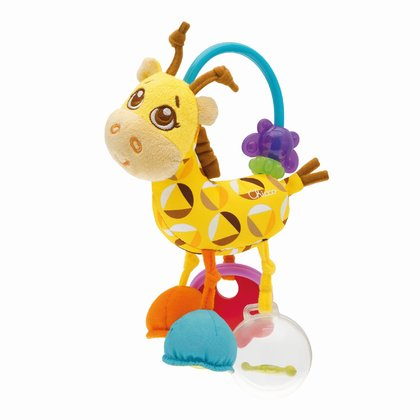 Chicco rattles Mrs.Giraffe 2016 - large image