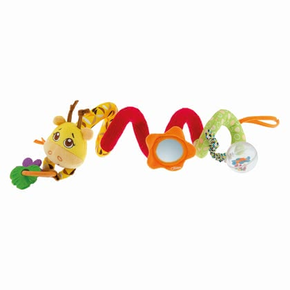 Chicco stroller chain Mrs. Giraffe 2016 - large image