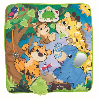 Chicco playing mat music jungle 2016 - large image