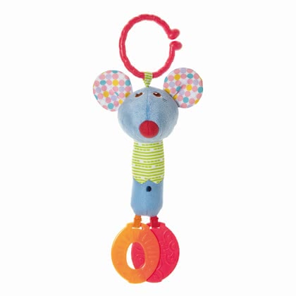 Chicco stroller toy – mouse 2016 - large image