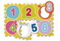 Chicco puzzle mats numbers & animal - – Chicco puzzle mats numbers & animal - The colourful puzzle mats numbers & animals invite your child to puzzle and study.