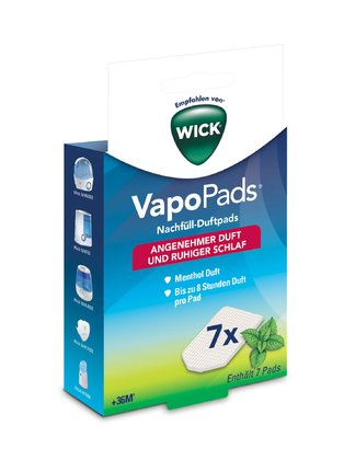 Wick VapoPads – scent pads - Wick VapoPads – scent pads – Can be used with the cold air humidifier.