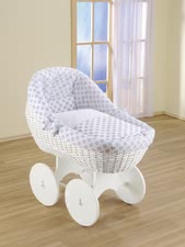 Leipold bassinet Popstar - Leipold bassinet Popstar – This bassinet offers your child a dreamlike crib on rolls.