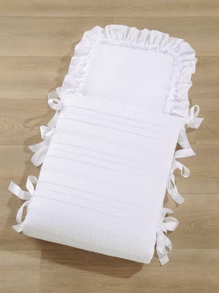 Leipold swaddle wrap - Leipold swaddle wrap – This swaddle wrap will be perfect for your baby's christening.