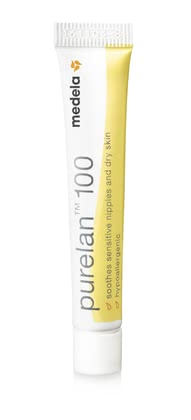 Medela Pure Lan 100 breast nipple cream - Medela Pure Lan 100 breast nipple cream – This cream will protect and relax sensitive and dry breast nipples.