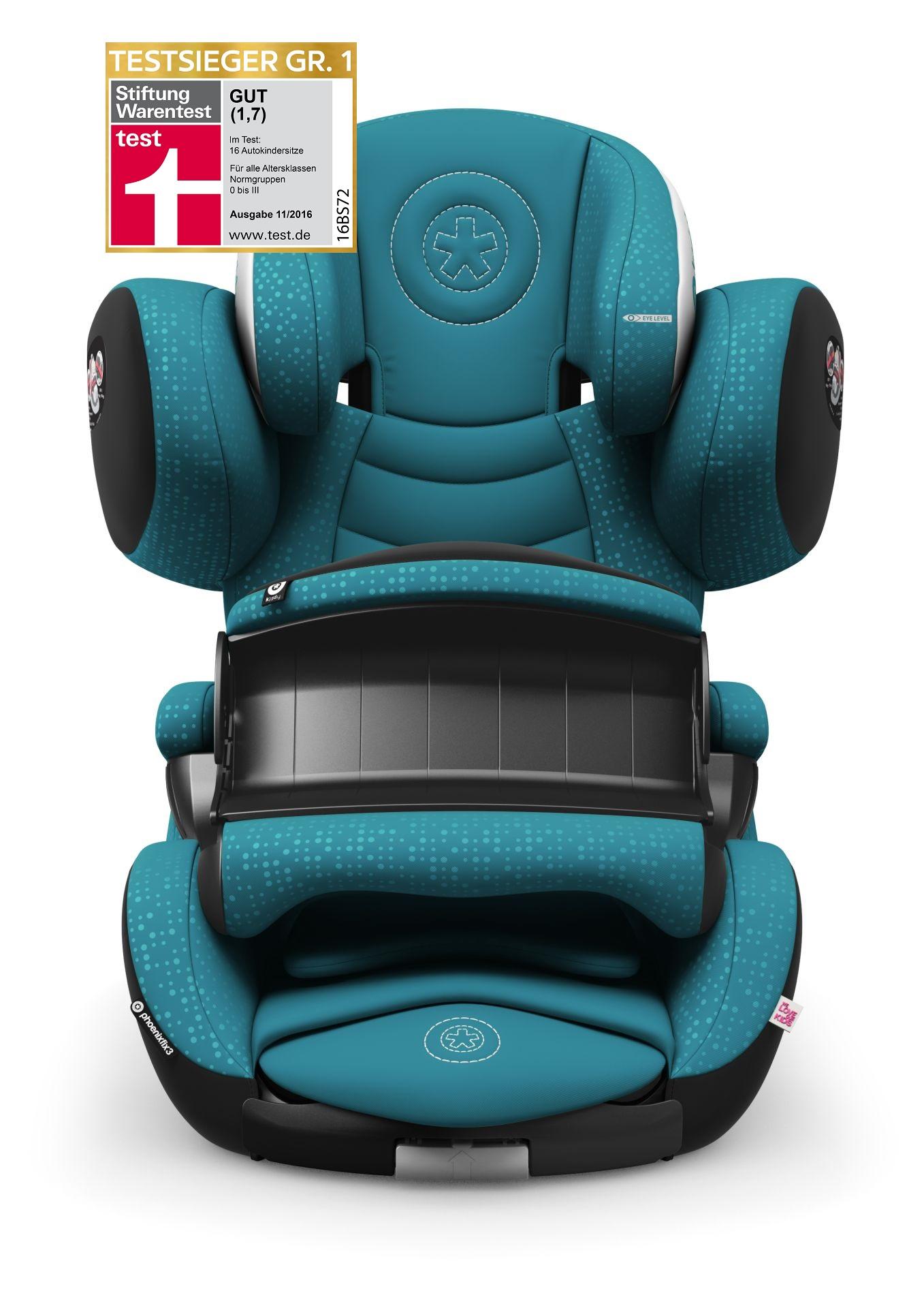 Silla de coche phoenixfix 3 kiddy comprar en kidsroom sillas de coche - Edad silla coche ...