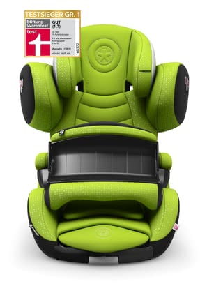 Kiddy Kindersitz phoenixfix 3 Lime Green 2017 - Großbild
