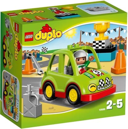 LEGO Duplo race car 2016 - large image