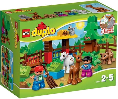 Lego Duplo animaux sauvages 2016 - Image de grande taille