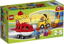LEGO Duplo airport - Lego Duplo airport – Off on holidays thanks to the airport by Lego Duplo.