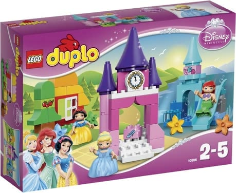Lego collection princesse Duplo Disney 2016 - Image de grande taille