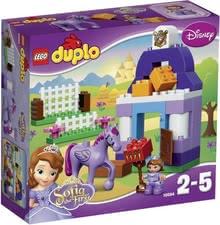 LEGO Duplo Disney Prinzessin Sofia- Königlicher Stall
