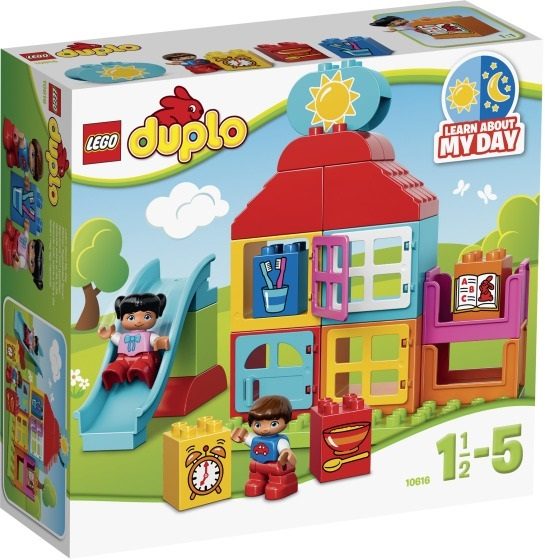 lego duplo ma premi re maison de jeux 2017 acheter sur kidsroom jouet. Black Bedroom Furniture Sets. Home Design Ideas