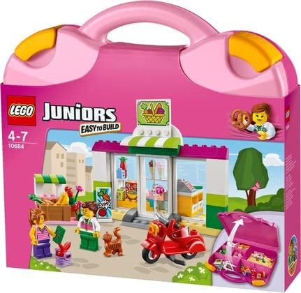 LEGO Juniors supermarket bag 2016 - large image