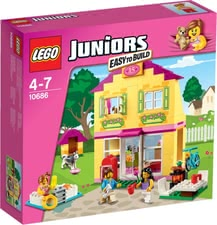 LEGO Juniors family home - Lego Juniors family home – Experience an exciting day in the family home Lego Juniors.</ul<