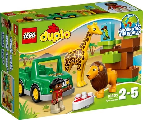 Lego Duplo Savanna 2016 - large image