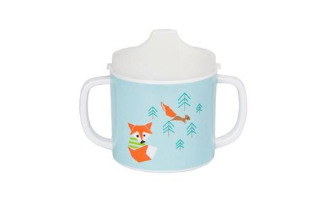 Lässig learn-to-drink cup Little Tree Fox 2016 - large image